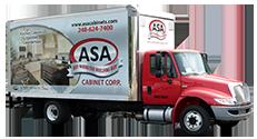 ASA Builders Supply Truck