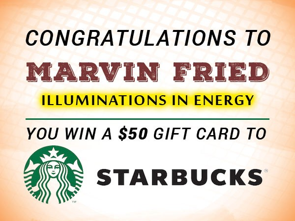Marvin-Fried-Starbucks-Gift-Card-Winner