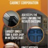 ASA Builders Supply Cabinet Corporation 2015 Brochure