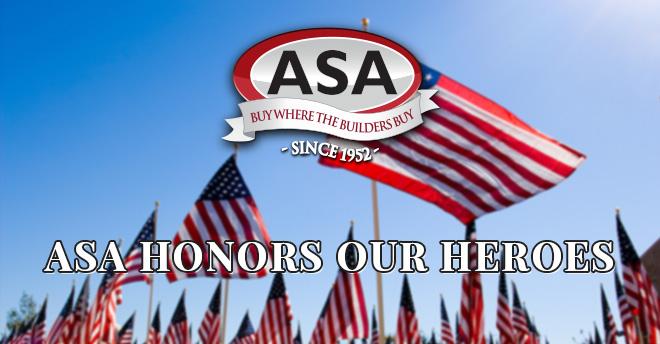 ASA Memorial Day 2016