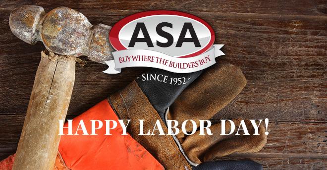 ASA Labor Day 2016