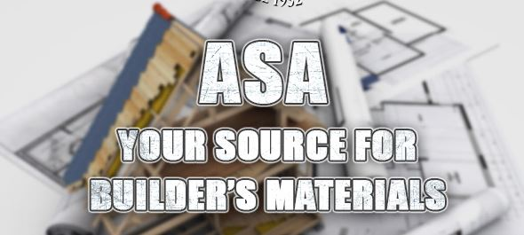 asa builders source for builders