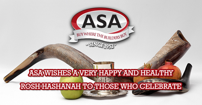 ASA Rosh Hashanah 2015