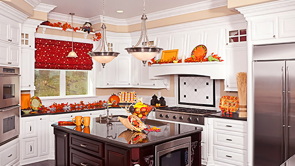 Bring Fall Colors into Your Home