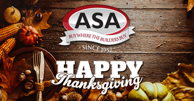 ASA Thanksgiving 2015