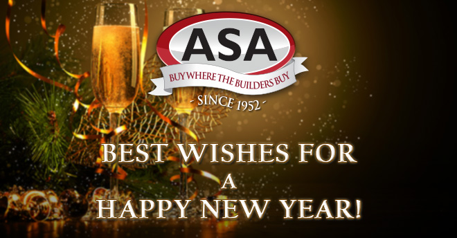 Happy New Year from ASA!