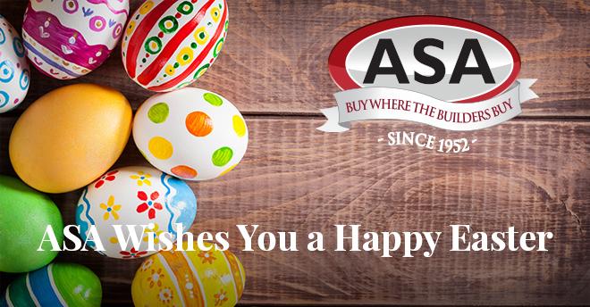 ASA Easter 2016