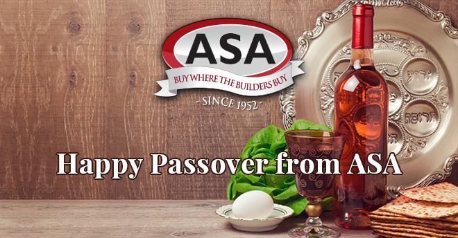 ASA Passover 2016