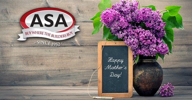ASA Mother's Day 2016