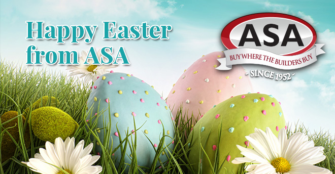 ASA Happy Easter 2017