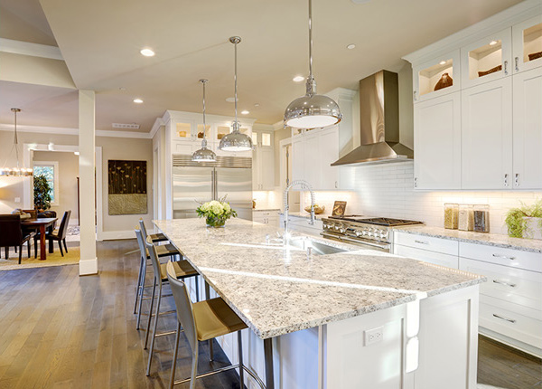 Choosing a Kitchen Countertop That Works with Your Kitchen and ...