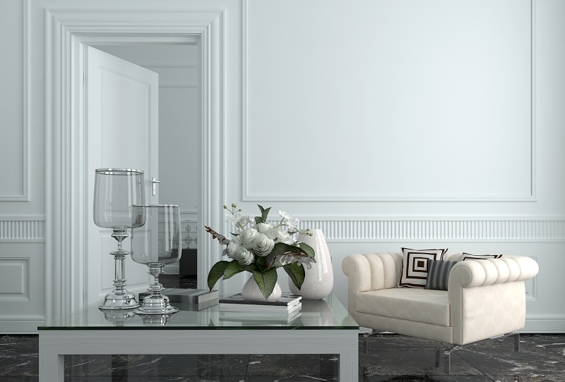 Charmant ASA Builders Moulding Creates A Touch Of Elegance