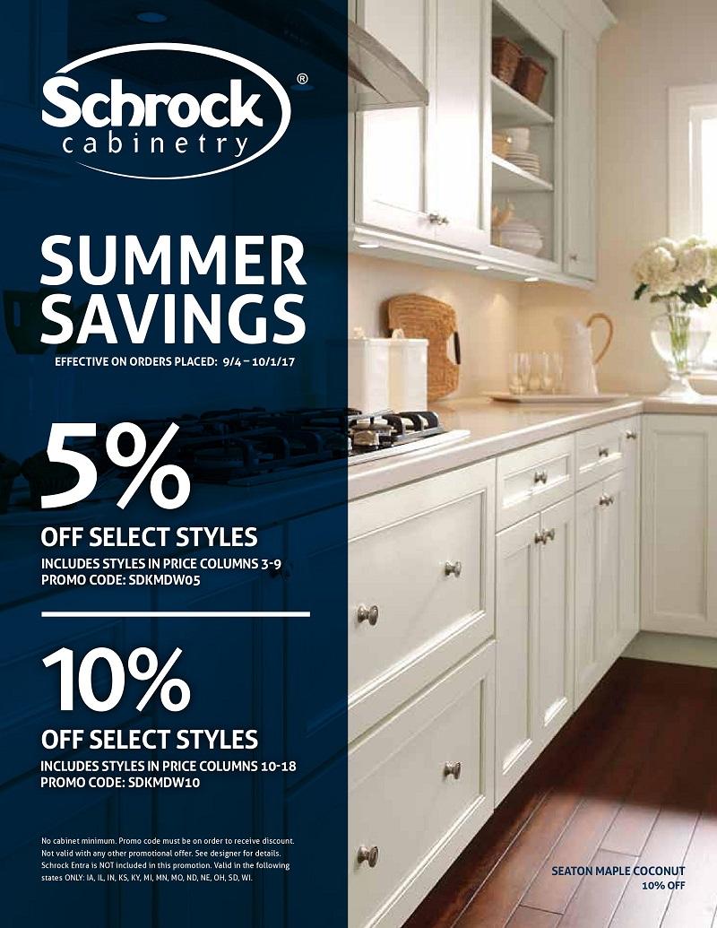 ASA Schrock Cabinet Sale