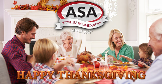 ASA Thanksgiving 2017