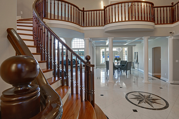 Exceptionnel Selecting A Spindle Design For Your Stairway