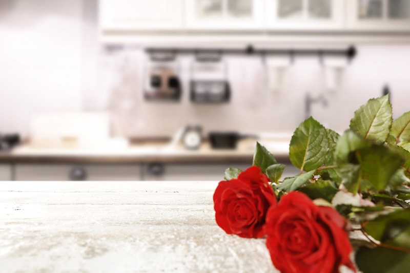 ASA Celebrate Valentine's Day with a New Kitchen