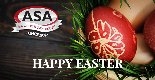 ASA Happy Easter 2018