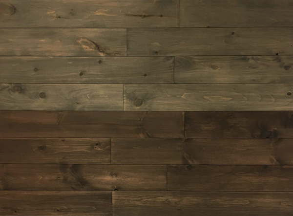 The Easiest Way To Add Texture And Color Without Use Of Special Paint Is By Installing Prefinished Shiplap Perfect Material For Adding A