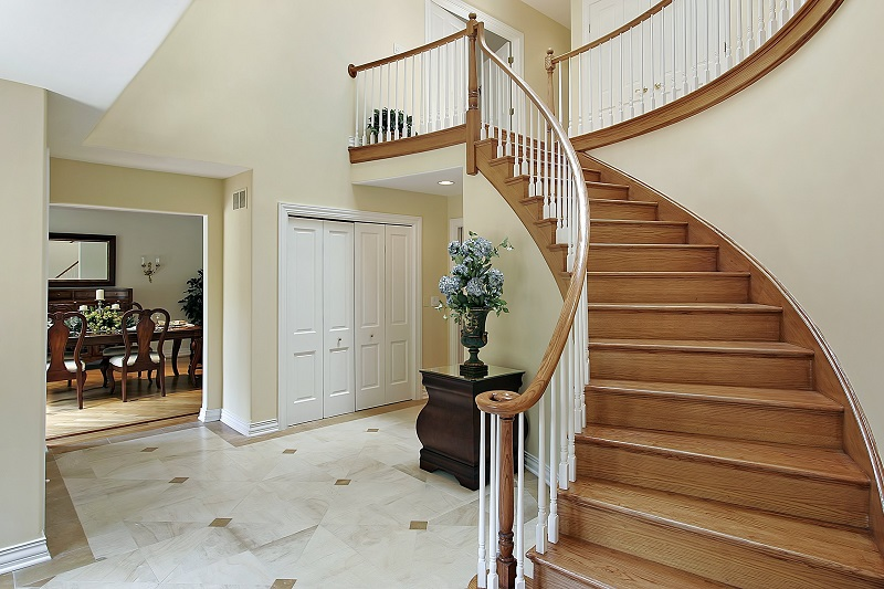 ASA Builders Supply Replacing Your Staircase